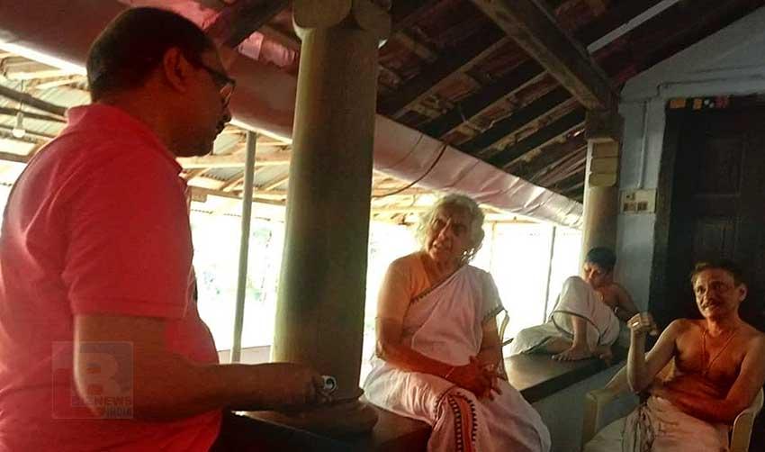 അമരമ്പലം കോവിലകം